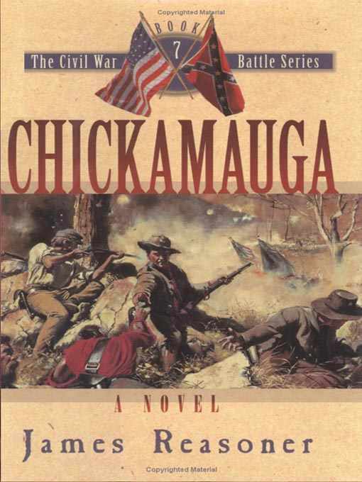 Chickamauga (MP3): The Civil War Battle Series, Book 7
